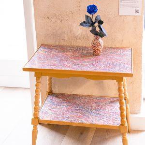 Table d'appoint personnalisée_Baykul Baris Yilmaz_Art4Design