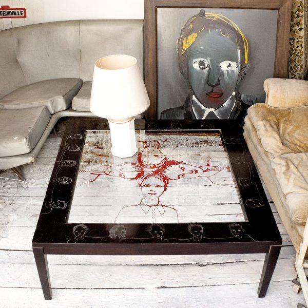 Table basse relookée_new_Art4Design_Laurent Godard
