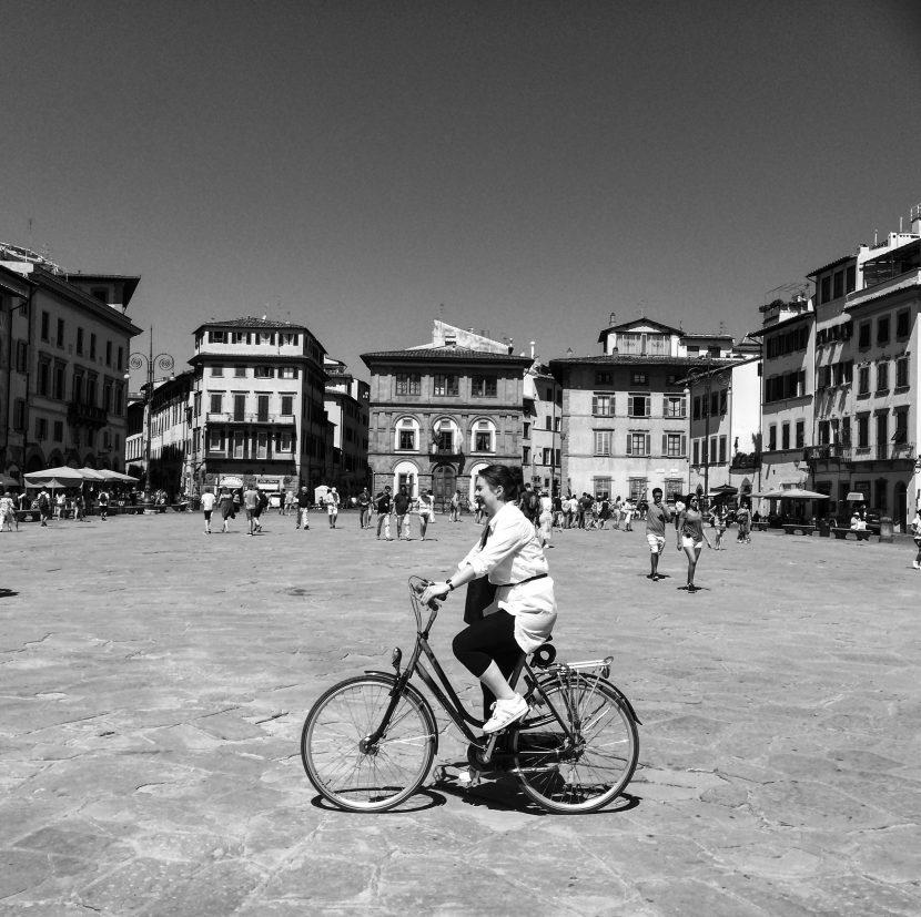 Photo noir et blanc_Vélo_Art4Design_Sébastien Dejour