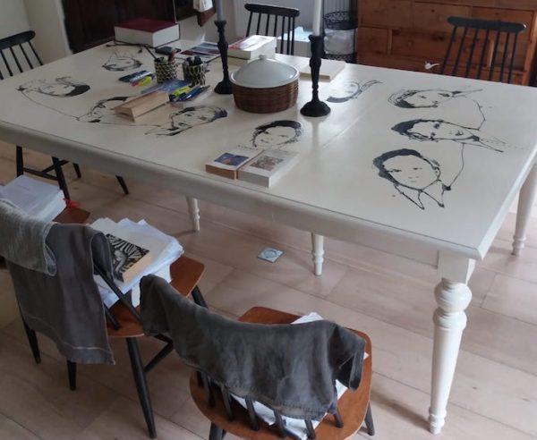 Table de salle à manger_Format paysage_Art4Design_Laurent Godard